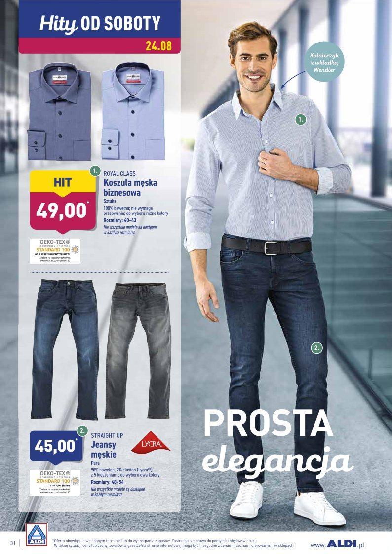 Gazetka promocyjna ALDI do 25/08/2019 str.30