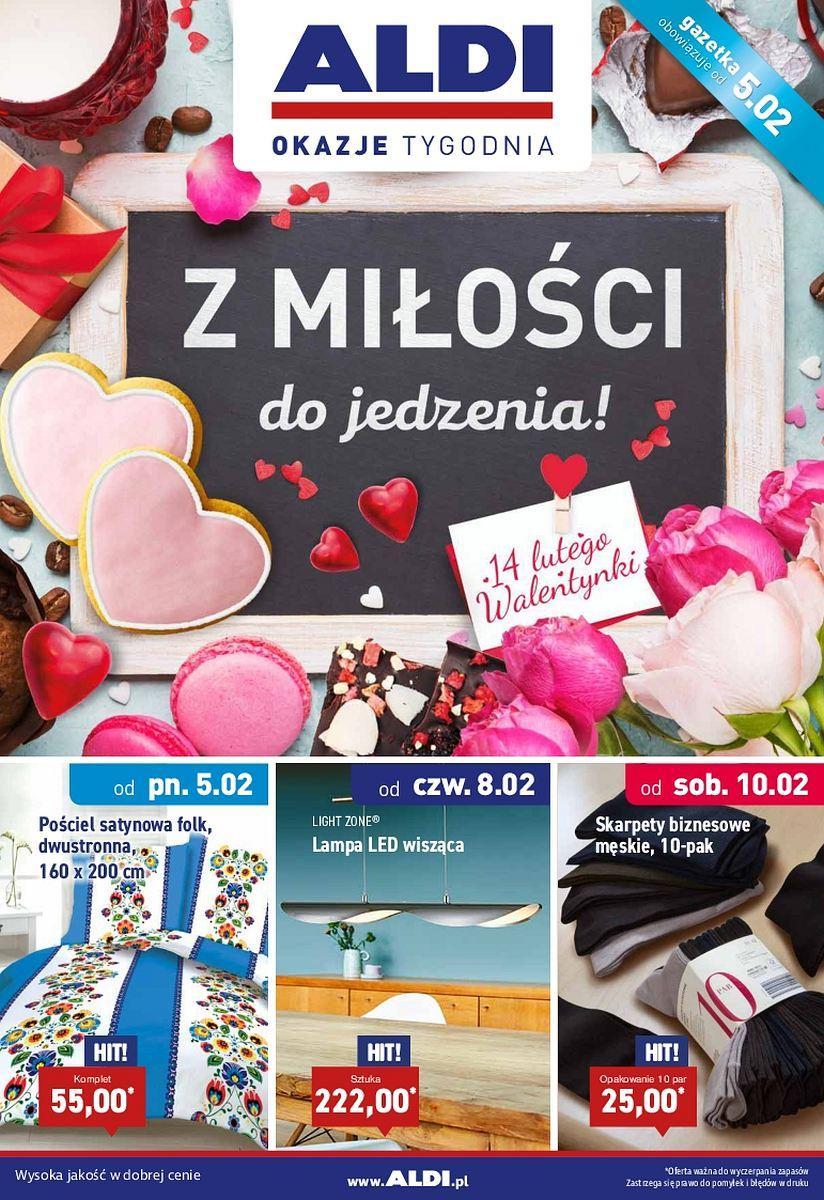 Gazetka promocyjna ALDI do 11/02/2018 str.0