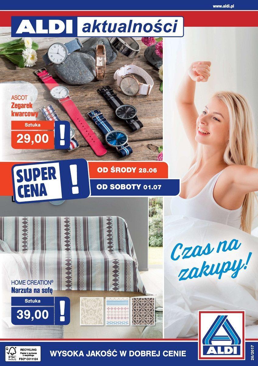 Gazetka promocyjna ALDI do 01/07/2017 str.0