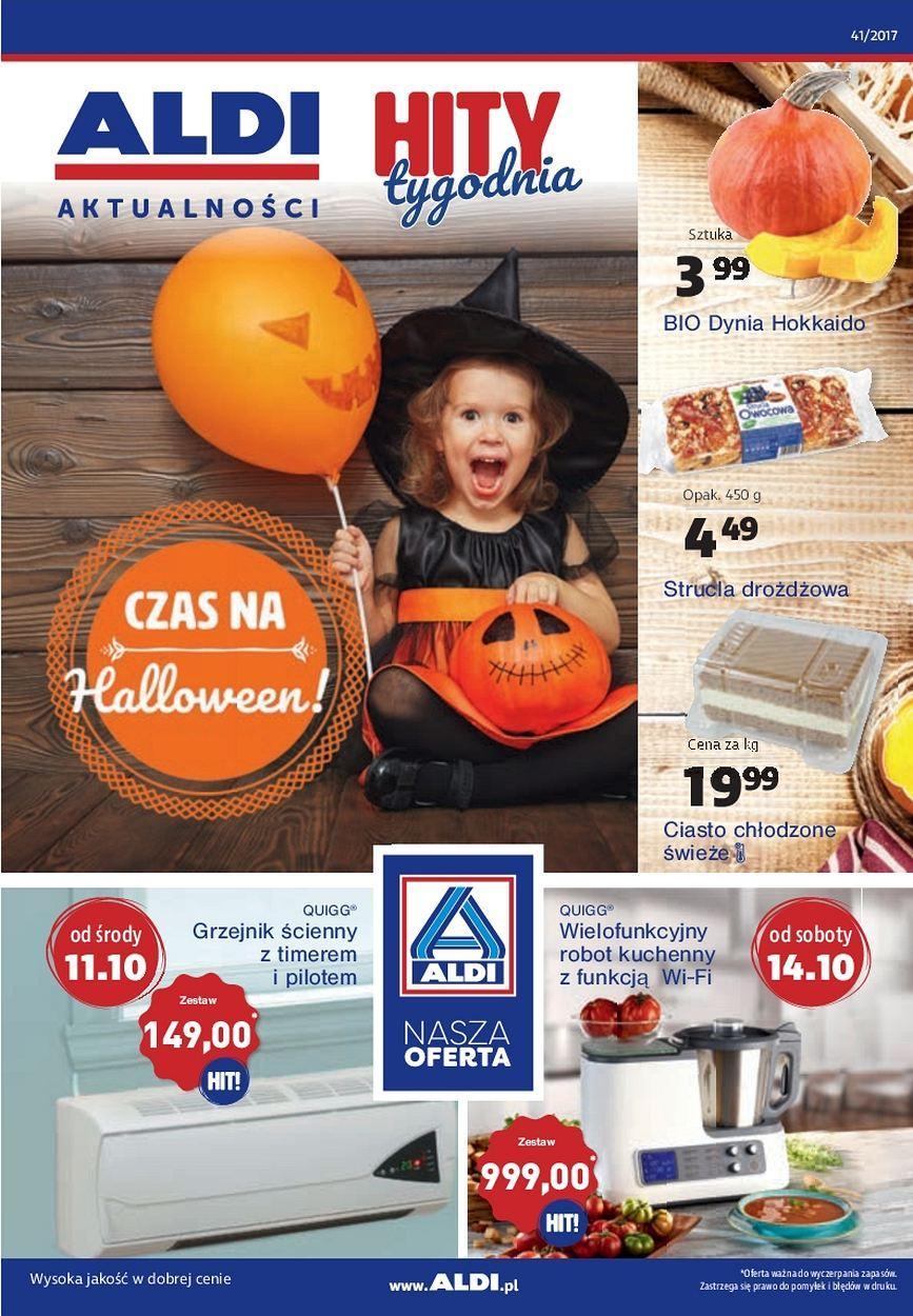 Gazetka promocyjna ALDI do 17/10/2017 str.0