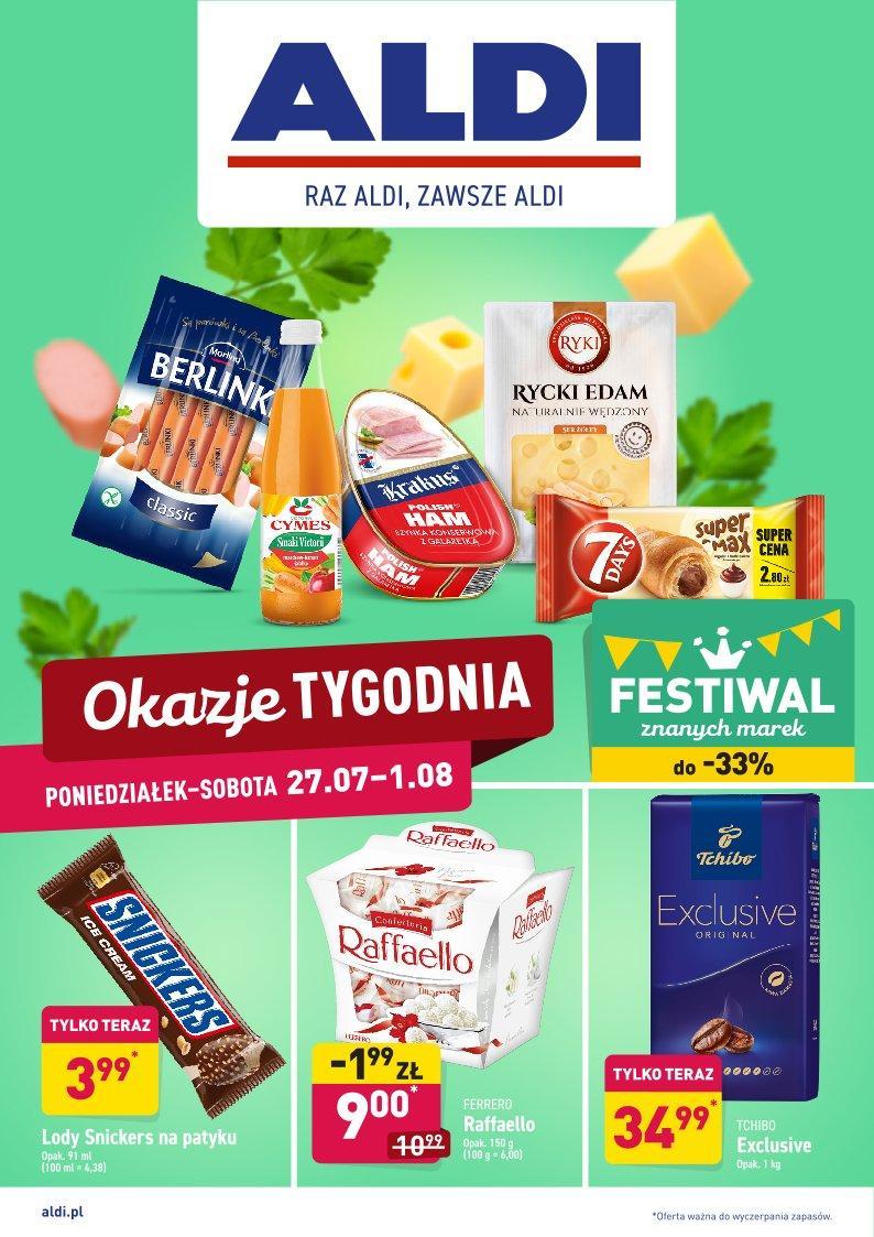 Gazetka promocyjna ALDI do 01/08/2020 str.0
