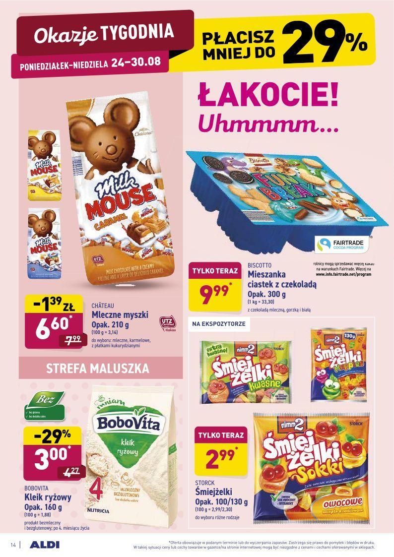 Gazetka promocyjna ALDI do 30/08/2020 str.13