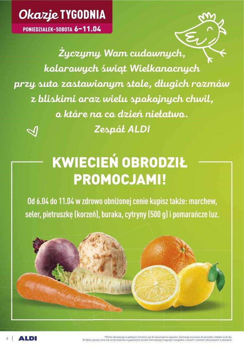 Gazetka promocyjna ALDI do 12/04/2020 str.2