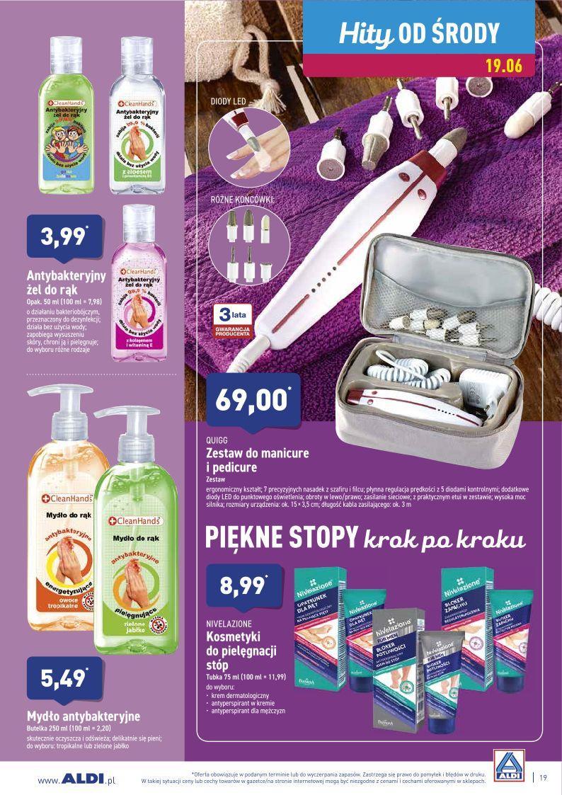 Gazetka promocyjna ALDI do 22/06/2019 str.18