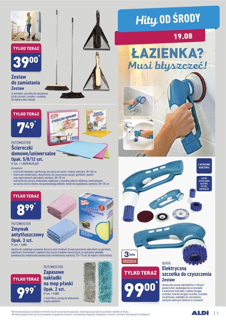 Gazetka promocyjna ALDI do 22/08/2020 str.1