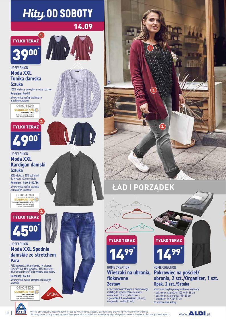 Gazetka promocyjna ALDI do 14/09/2019 str.32