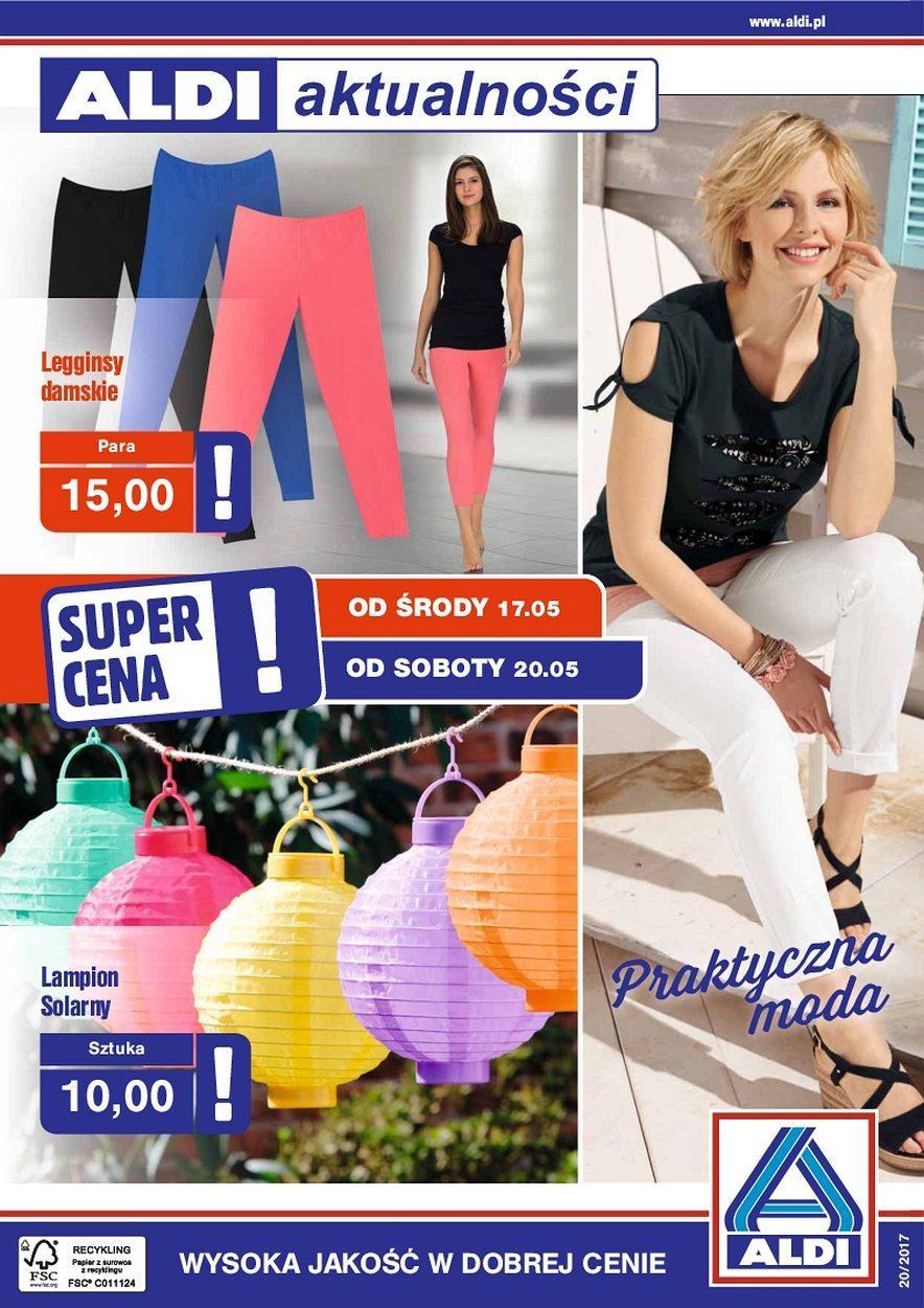 Gazetka promocyjna ALDI do 20/05/2017 str.0