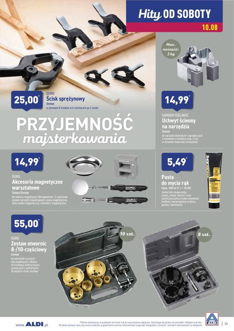 Gazetka promocyjna ALDI do 10/08/2019 str.34