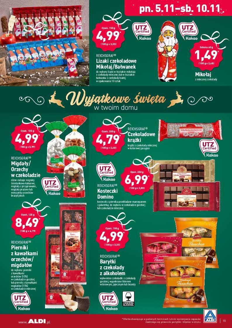 Gazetka promocyjna ALDI do 10/11/2018 str.15