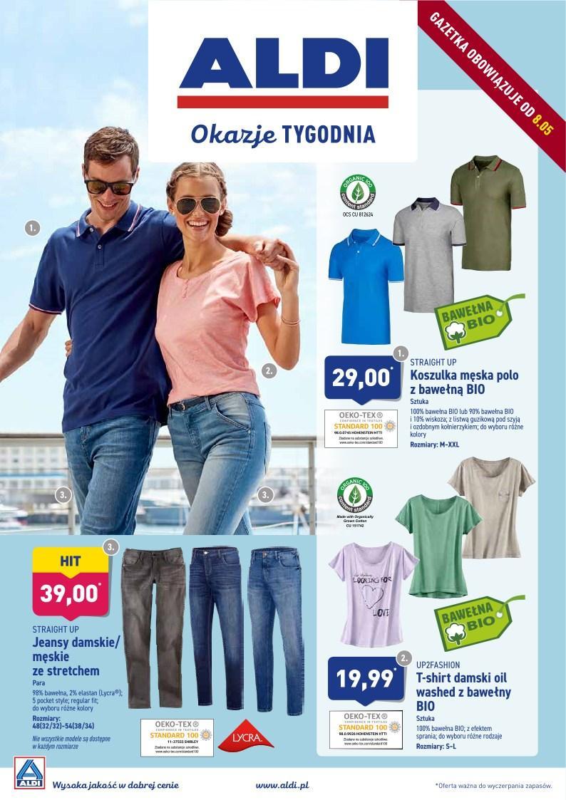 Gazetka promocyjna ALDI do 11/05/2019 str.0
