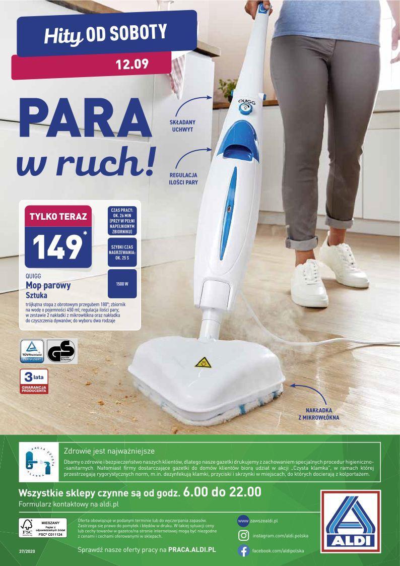 Gazetka promocyjna ALDI do 12/09/2020 str.12