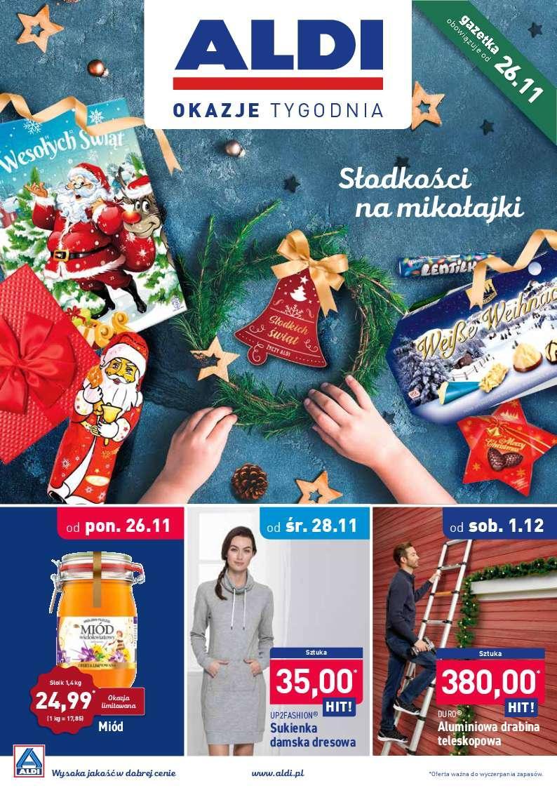 Gazetka promocyjna ALDI do 02/12/2018 str.0
