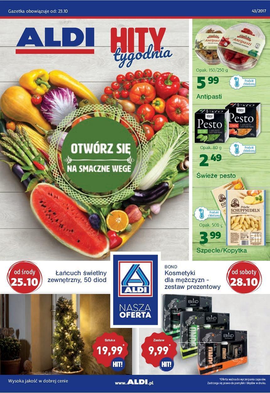 Gazetka promocyjna ALDI do 29/10/2017 str.0