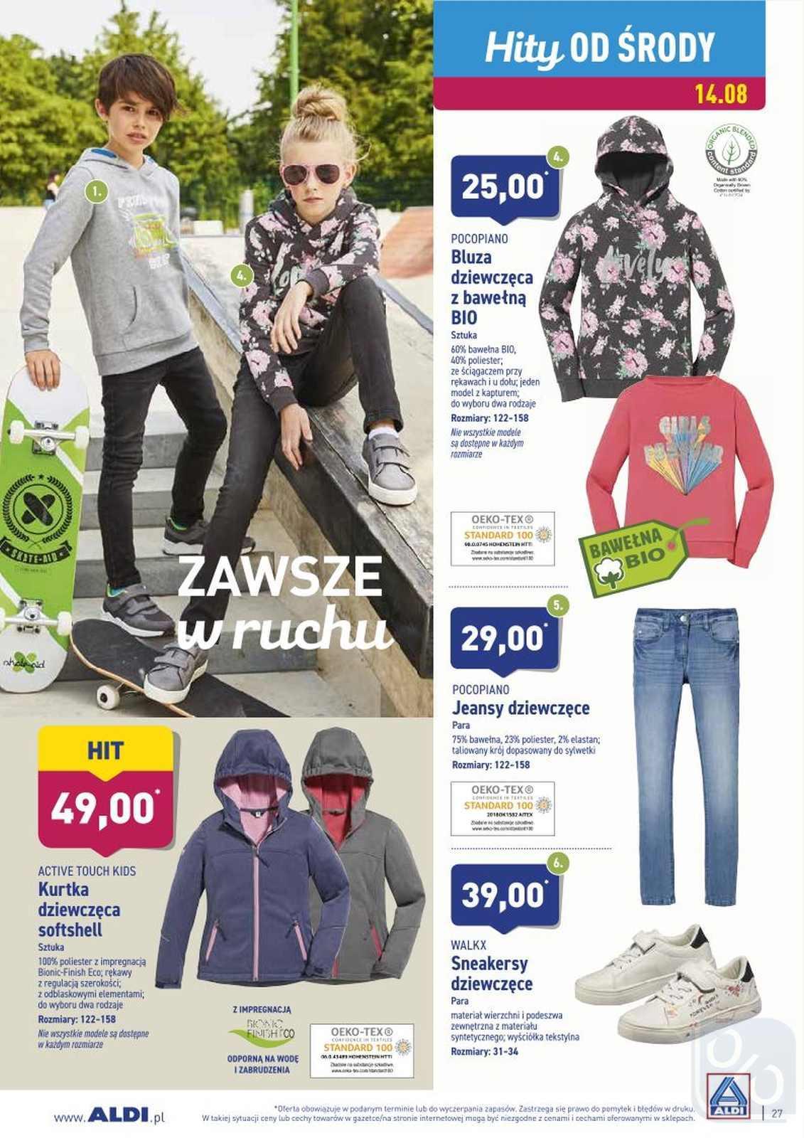 Gazetka promocyjna ALDI do 17/08/2019 str.26