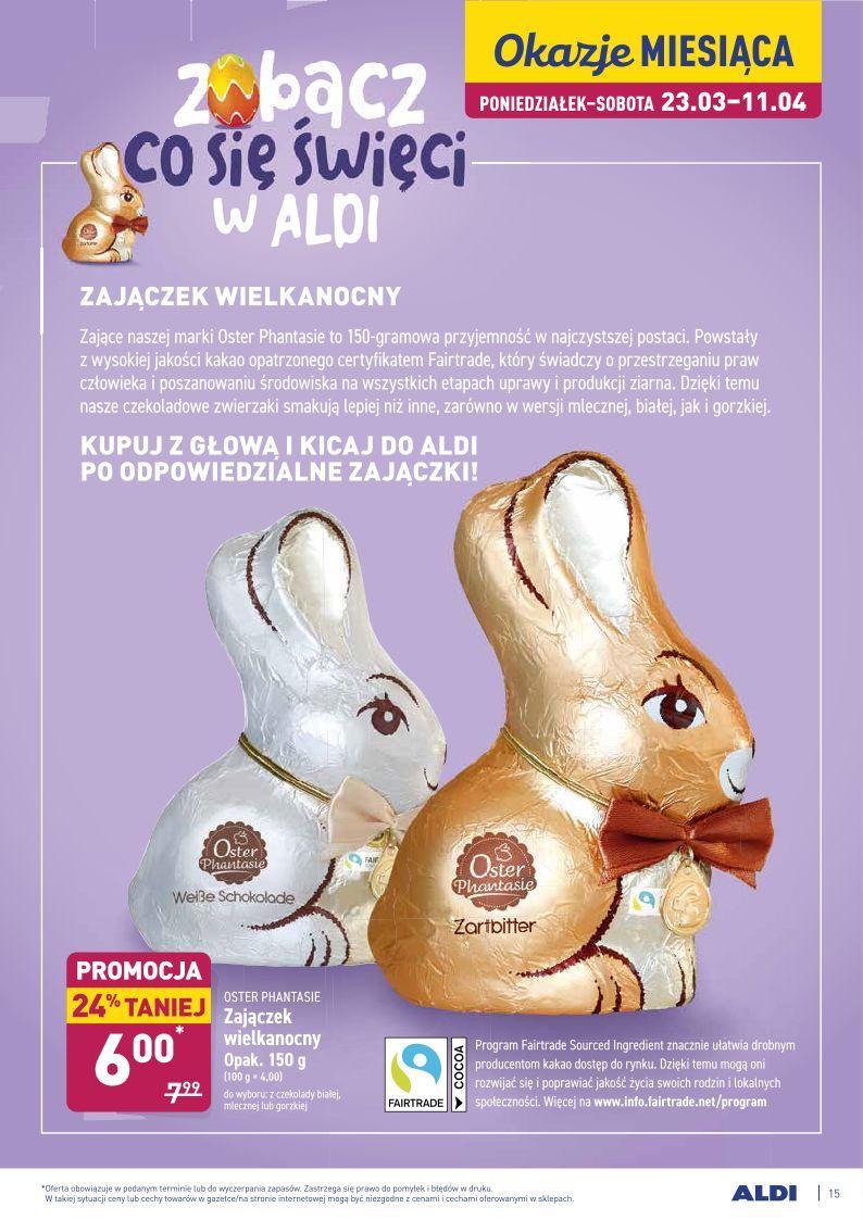 Gazetka promocyjna ALDI do 05/04/2020 str.15