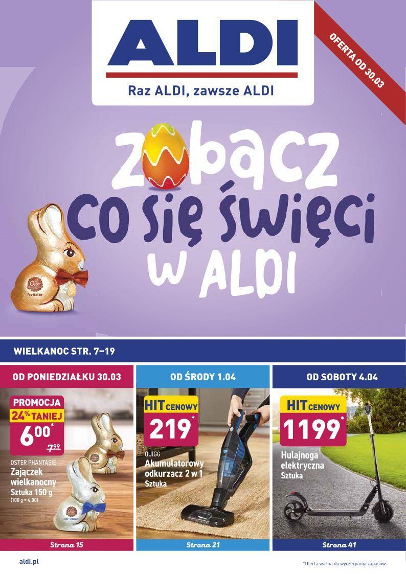 Gazetka promocyjna ALDI do 05/04/2020 str.1
