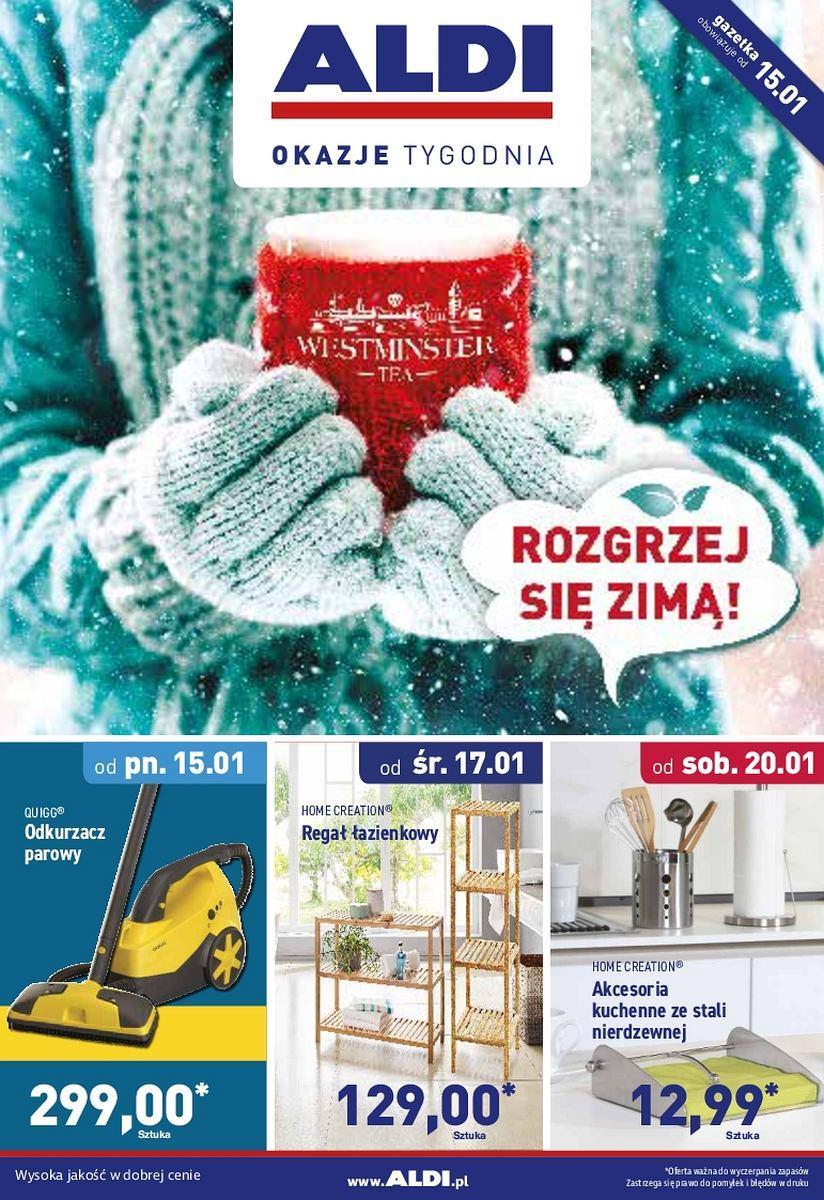 Gazetka promocyjna ALDI do 21/01/2018 str.0