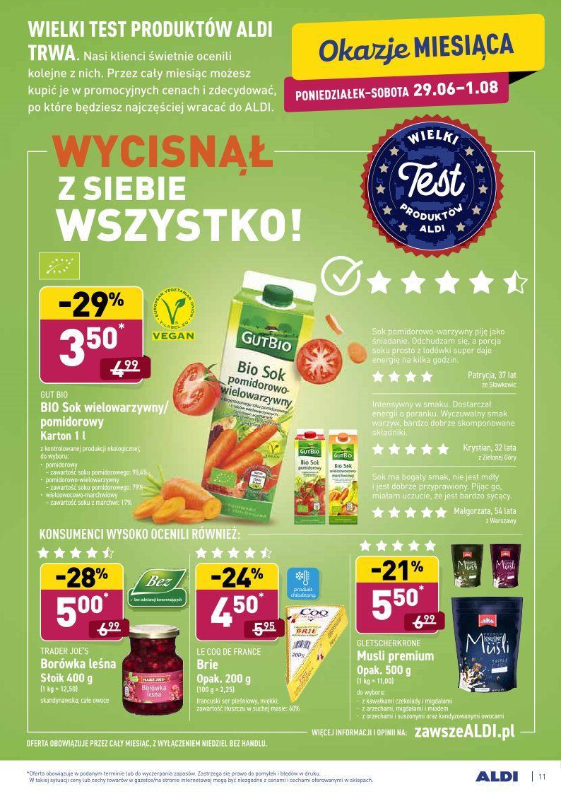Gazetka promocyjna ALDI do 26/07/2020 str.10