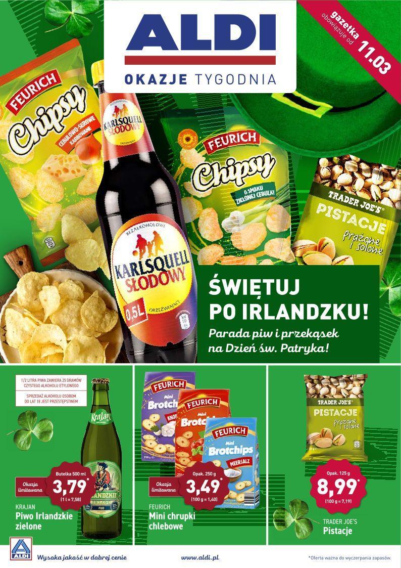Gazetka promocyjna ALDI do 16/03/2019 str.0