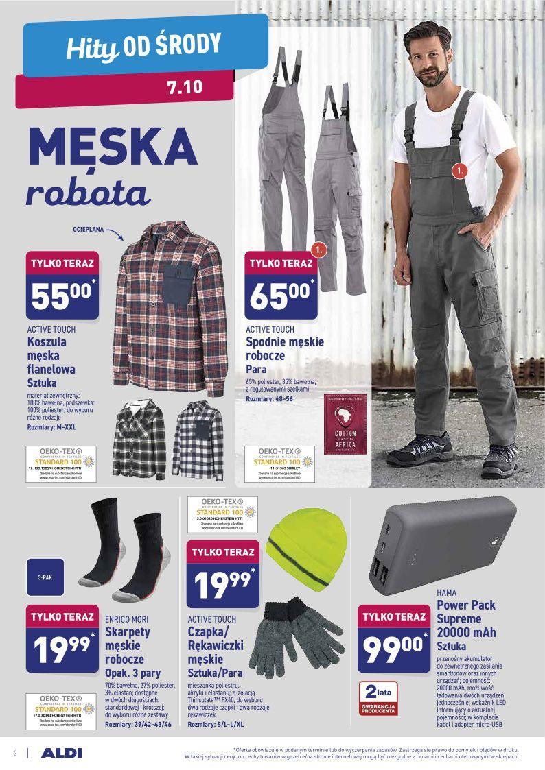 Gazetka promocyjna ALDI do 10/10/2020 str.2