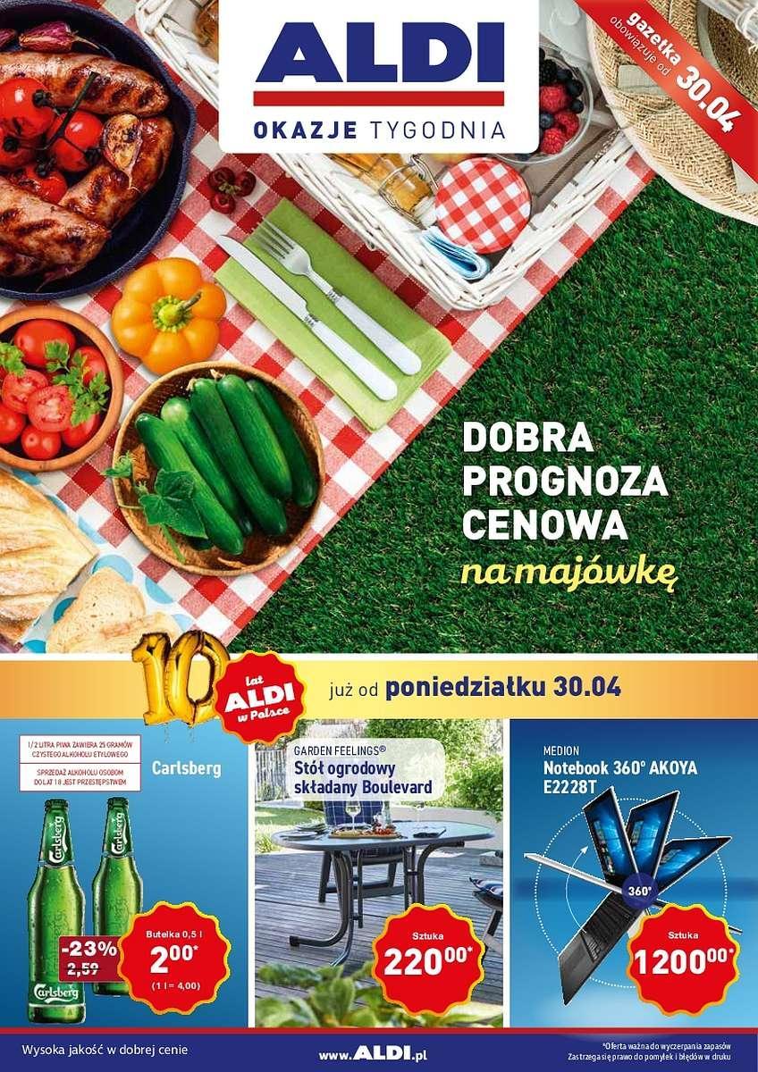Gazetka promocyjna ALDI do 06/05/2018 str.0