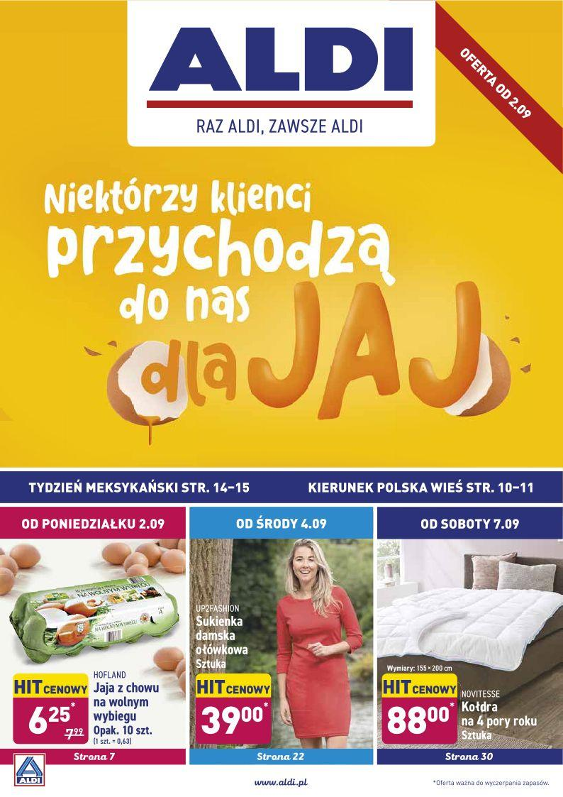 Gazetka promocyjna ALDI do 07/09/2019 str.0