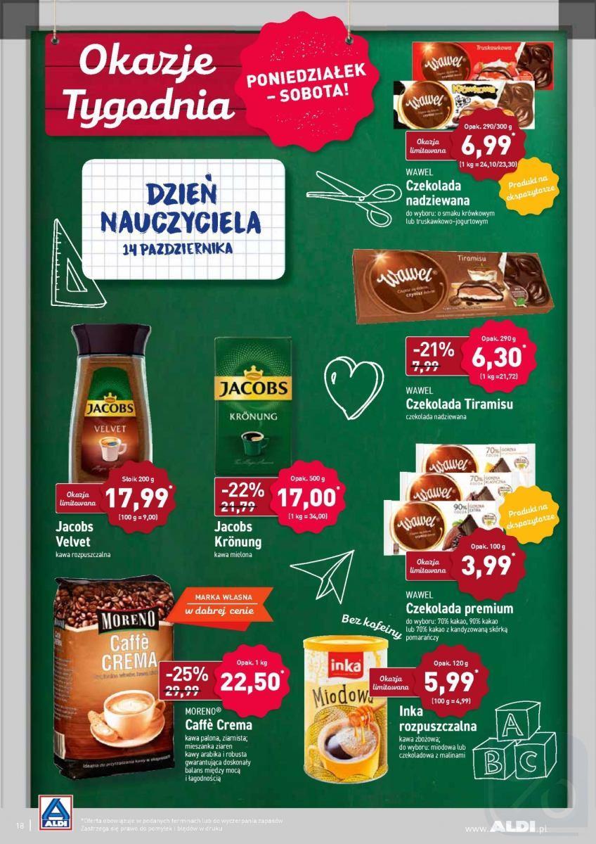 Gazetka promocyjna ALDI do 13/10/2018 str.18