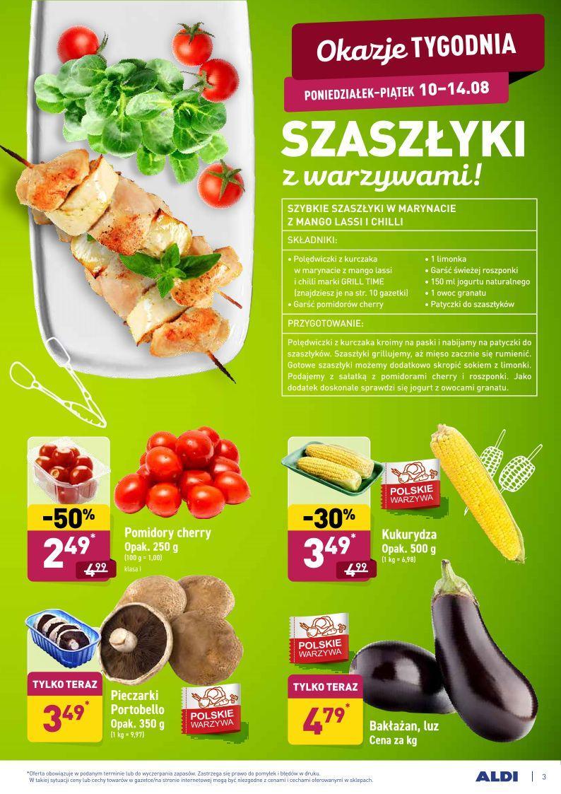 Gazetka promocyjna ALDI do 15/08/2020 str.2