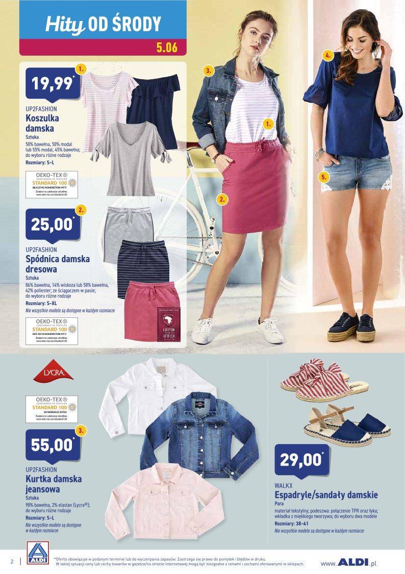 Gazetka promocyjna ALDI do 08/06/2019 str.1