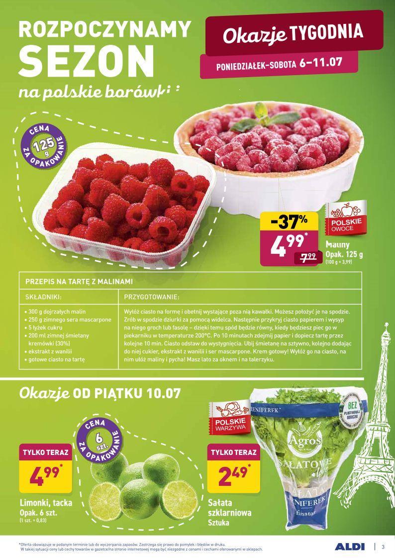 Gazetka promocyjna ALDI do 11/07/2020 str.2