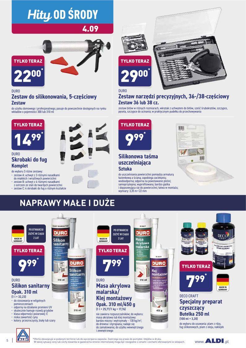 Gazetka promocyjna ALDI do 07/09/2019 str.4