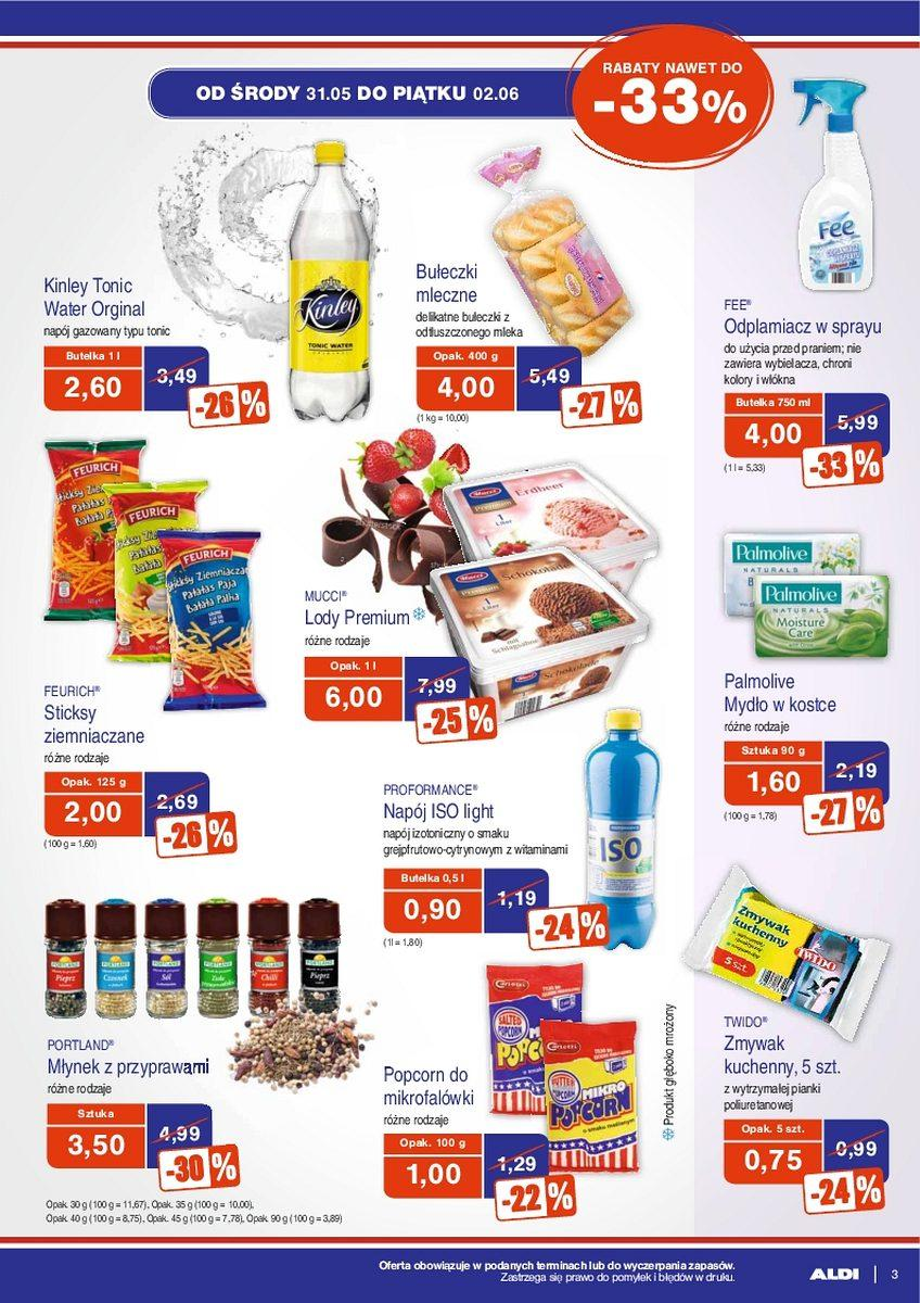 Gazetka promocyjna i reklamowa ALDI, Gazetka, od 0606