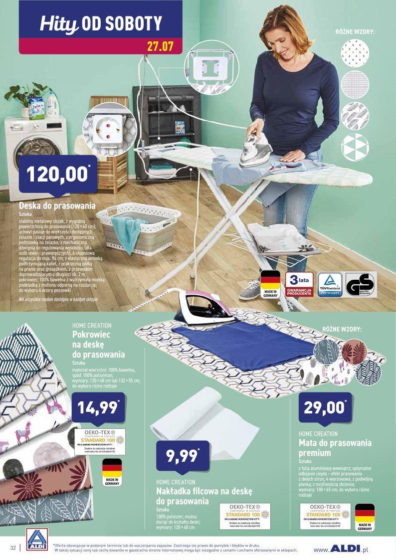 Gazetka promocyjna ALDI do 28/07/2019 str.31