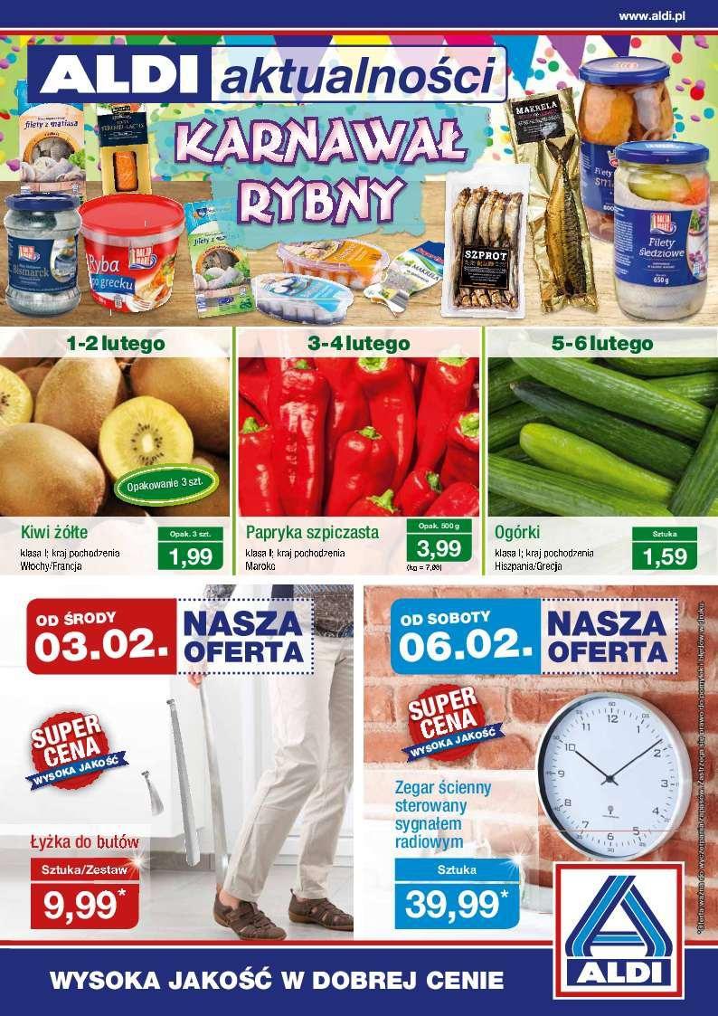 Gazetka promocyjna ALDI do 07/02/2016 str.0