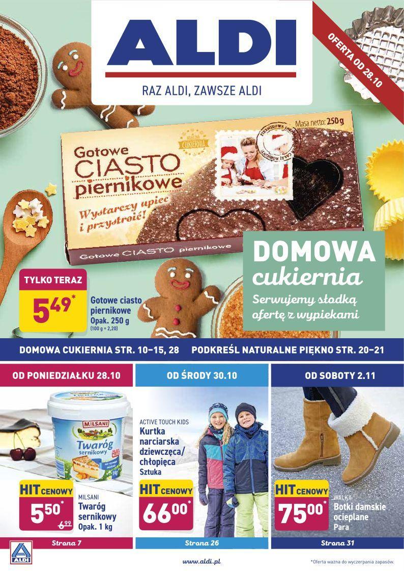 Gazetka promocyjna ALDI do 02/11/2019 str.1