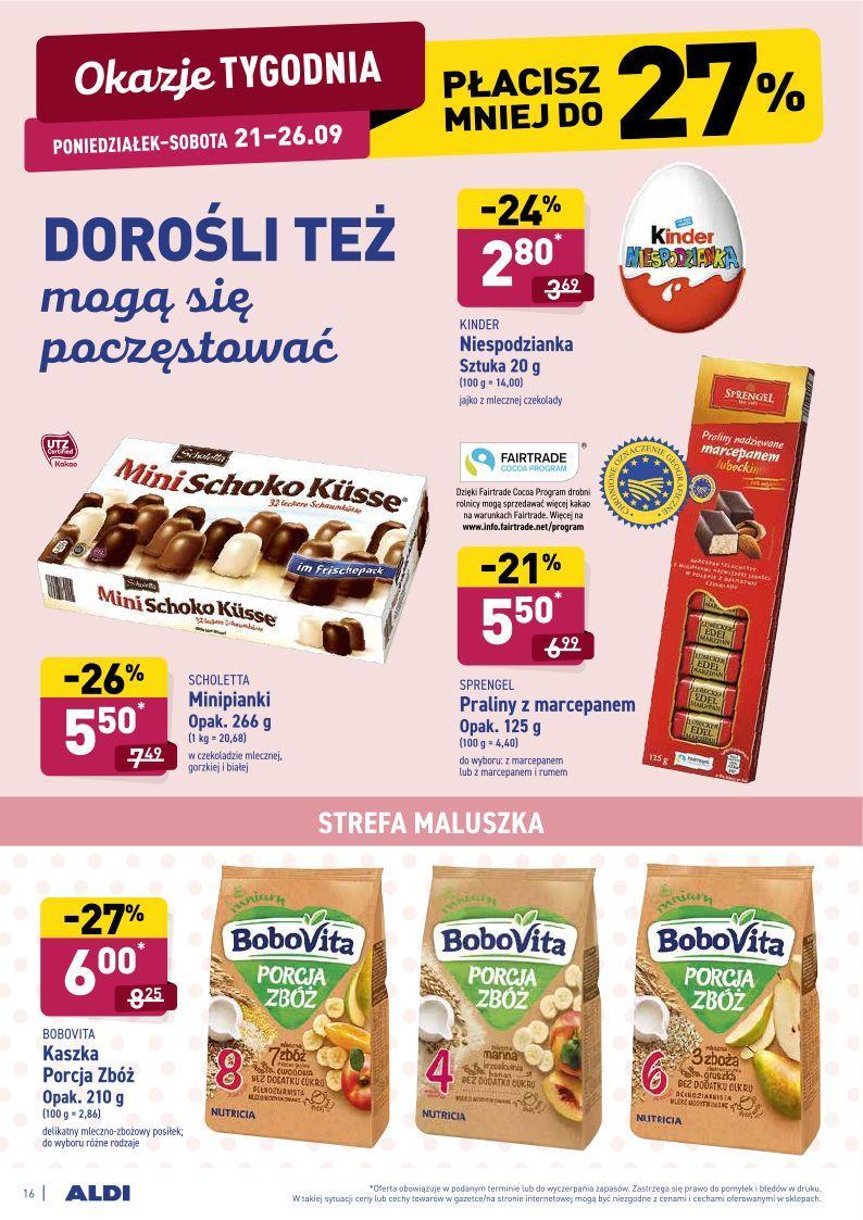 Gazetka promocyjna ALDI do 27/09/2020 str.15