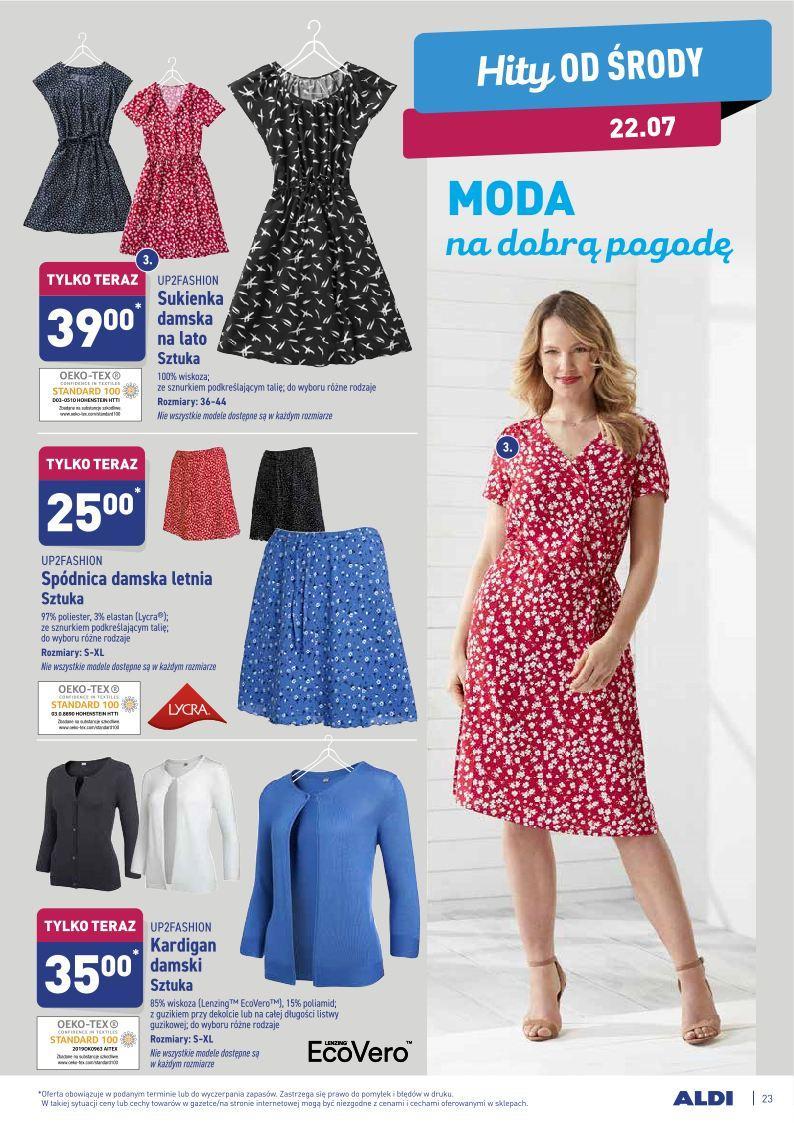 Gazetka promocyjna ALDI do 26/07/2020 str.22