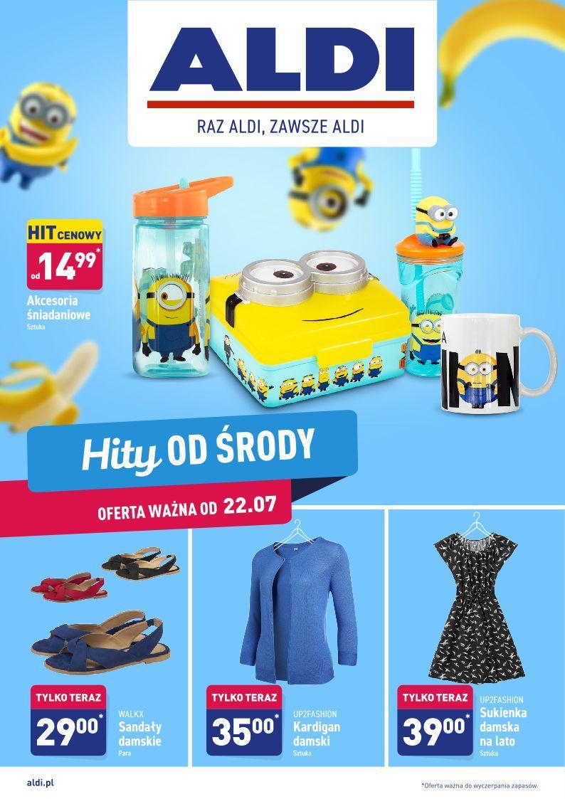 Gazetka promocyjna ALDI do 25/07/2020 str.0