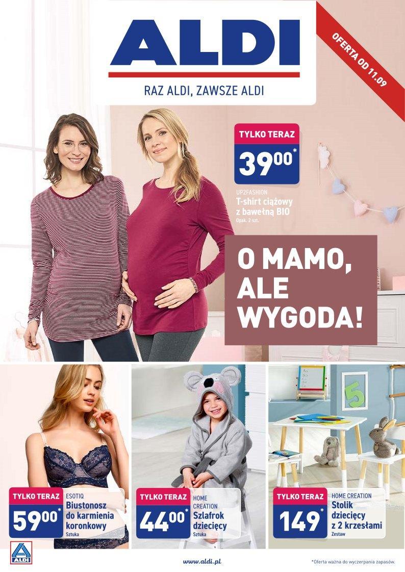 Gazetka promocyjna ALDI do 14/09/2019 str.0