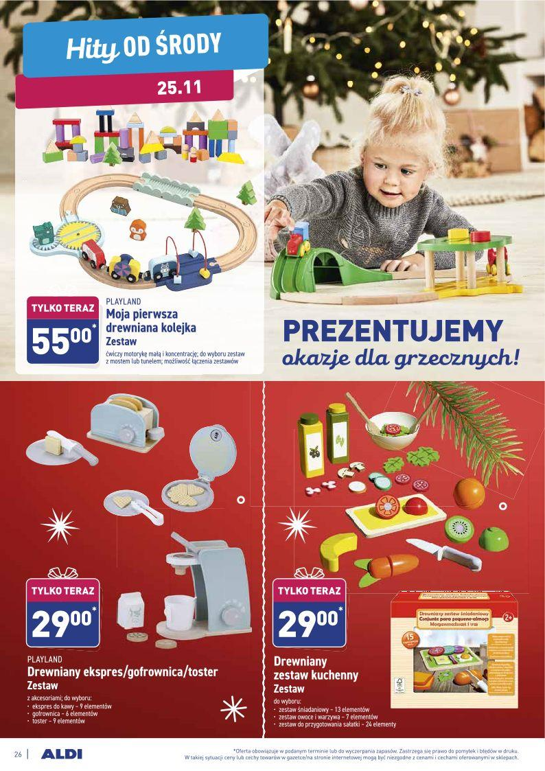 Gazetka promocyjna ALDI do 28/11/2020 str.25