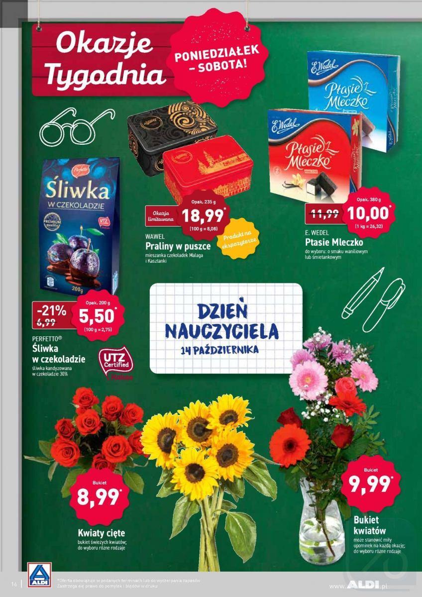 Gazetka promocyjna ALDI do 13/10/2018 str.16