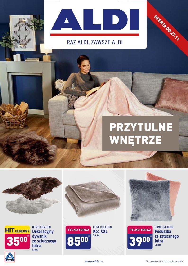 Gazetka promocyjna ALDI do 30/11/2019 str.0