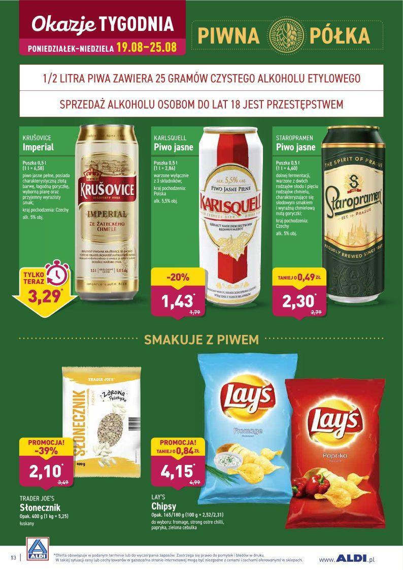 Gazetka promocyjna ALDI do 25/08/2019 str.12