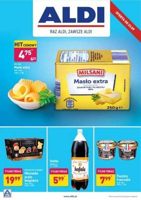 ALDI gazetka - od 23/09/2019 do 29/09/2019