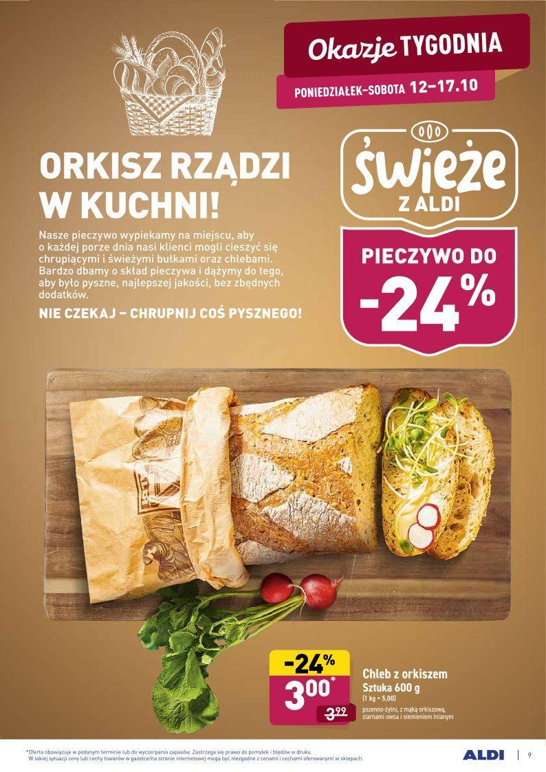 Gazetka promocyjna ALDI do 17/10/2020 str.9