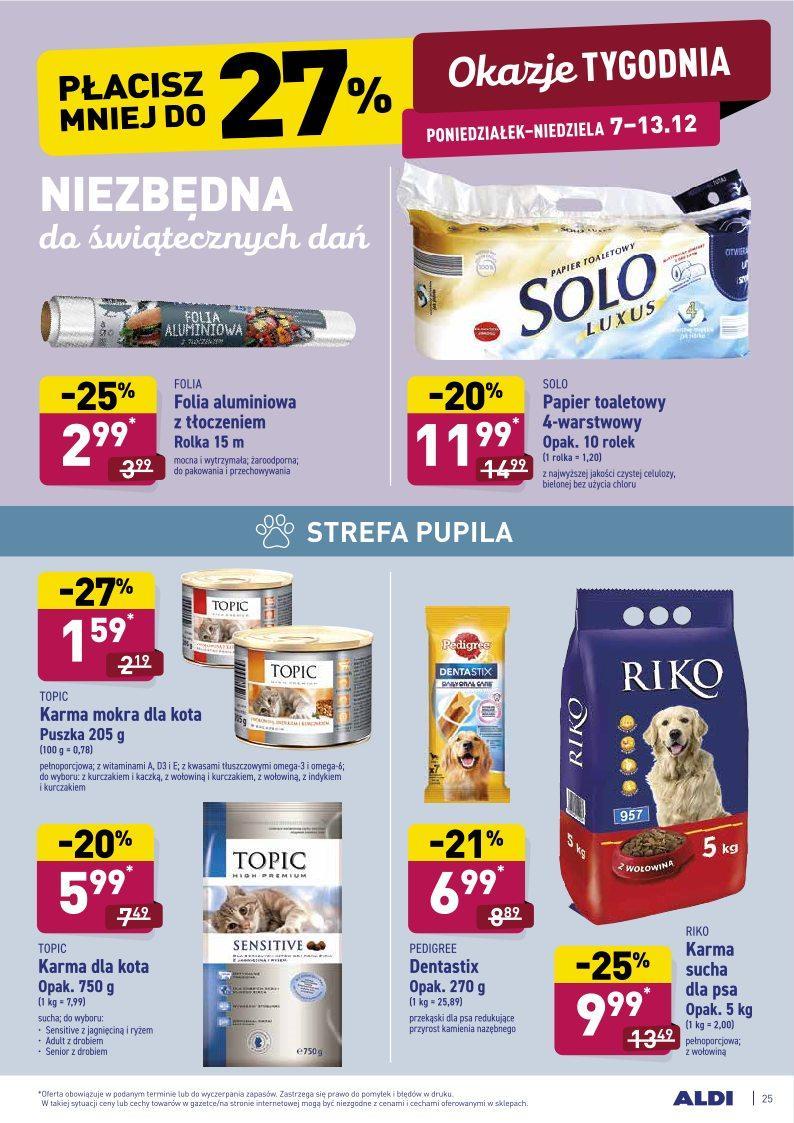 Gazetka promocyjna ALDI do 13/12/2020 str.24