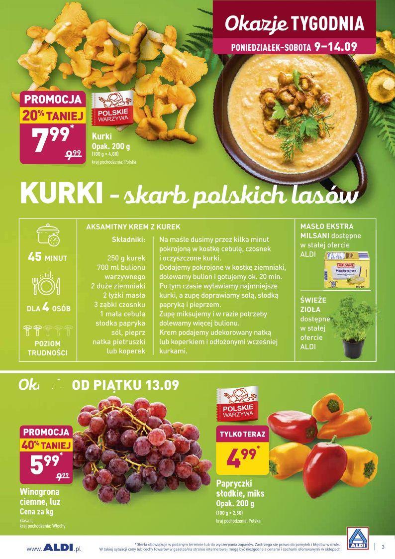 Gazetka promocyjna ALDI do 14/09/2019 str.3