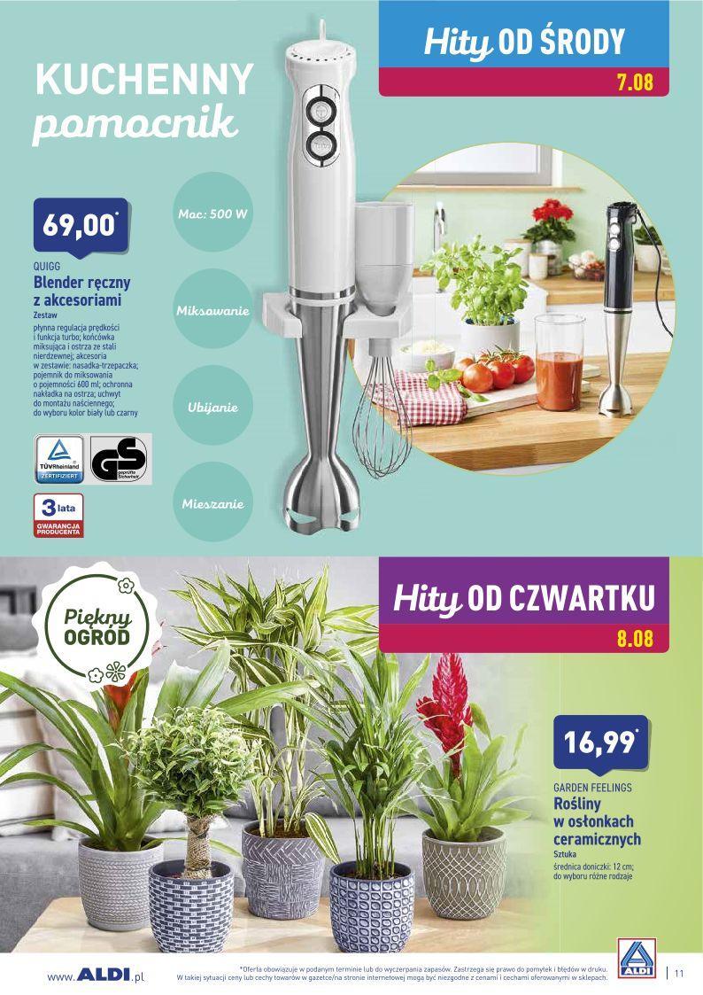 Gazetka promocyjna ALDI do 10/08/2019 str.10
