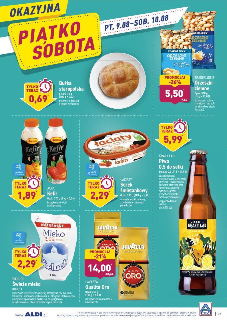 Gazetka promocyjna ALDI do 10/08/2019 str.28
