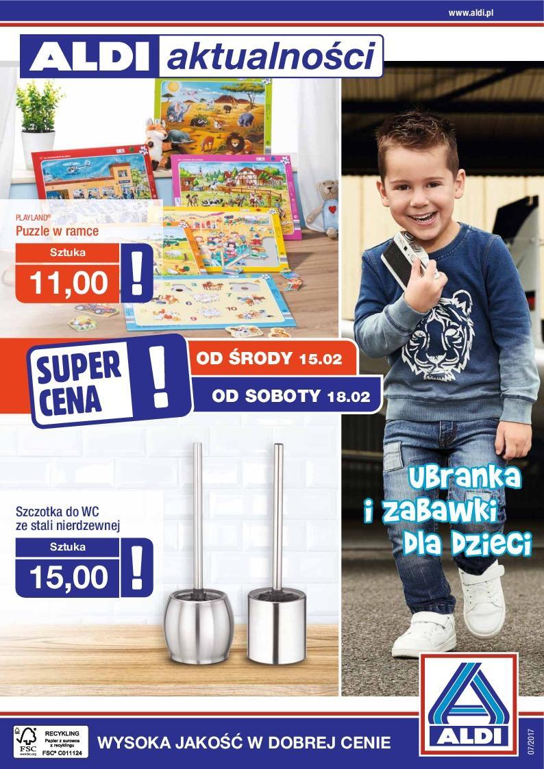 Gazetka promocyjna ALDI do 18/02/2017 str.0